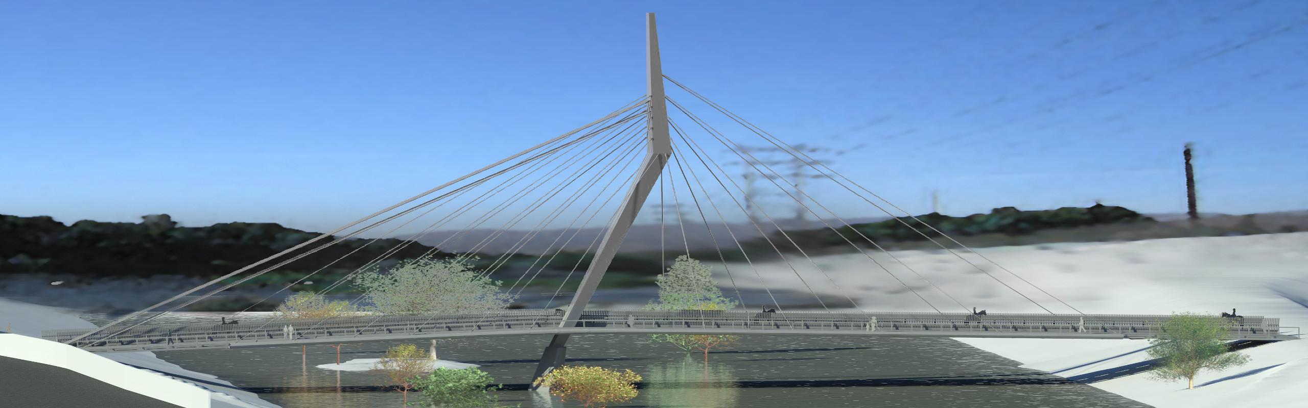 N water bridge